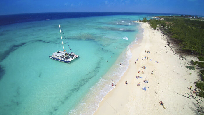 Catamaran Sailaway Beach Snorkel Grand Turk