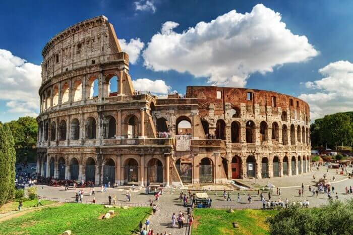 Military and Veteran Discount Cruises to Europe Colosseum Rome