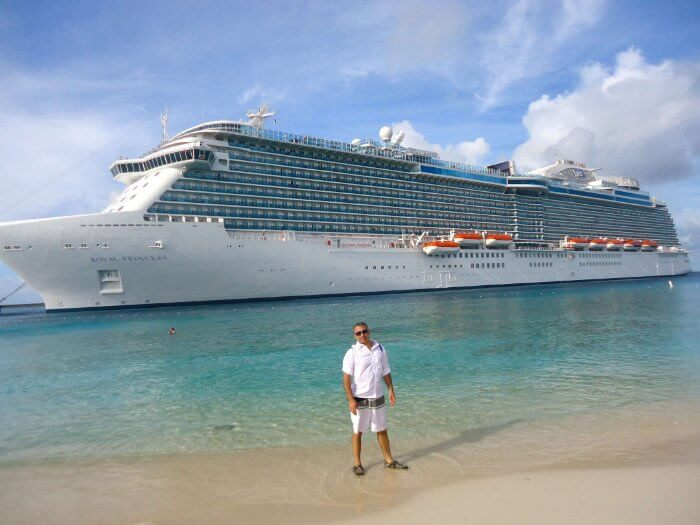 Cruise Ship Grand Turk Caribbean Caribbean cruise deals with a military and Veteran discount