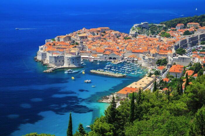 Eastern Mediterranean Cruise Military and Veteran Discount Dubrovnik