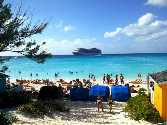 Half Moon Cay Caribbean Cruise Caribbean cruise deals with a military and Veteran discount