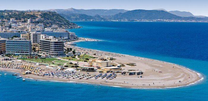 Eastern Mediterranean Cruise Military and Veteran Discount Rhodes Greece