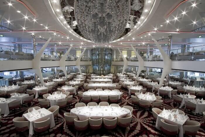 celebrity cruise military veteran discounts Dining Room