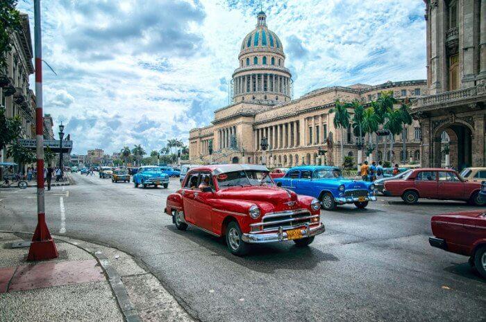 Caribbean cruise military and veteran discount Cuban Capital