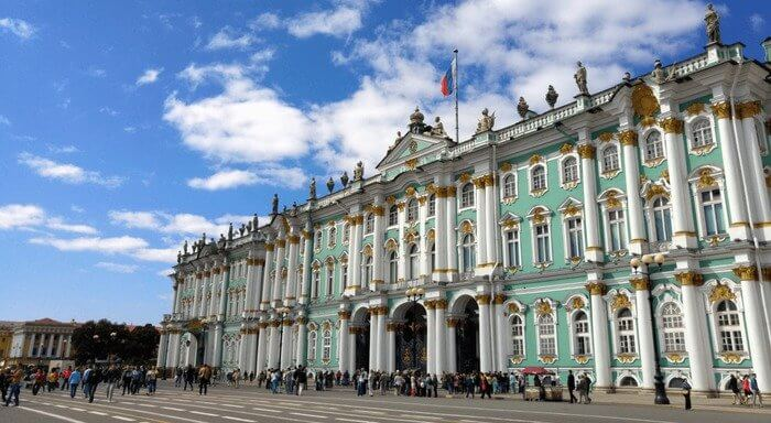 Military and Veteran Discounts on Baltic/Russia Cruises Hermitage St Petersburg Russia