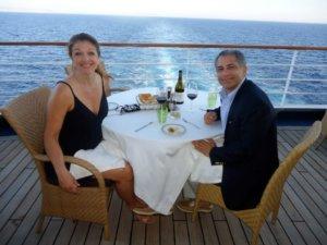 Hope Mitch Silversea Cruising Military Cruise Deals