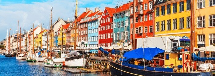Military and Veteran Discounts on Baltic/Russia Cruises Nyhaven Copenhagen
