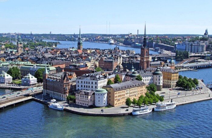 Military and Veteran Discounts on Baltic/Russia Cruises Stockholm