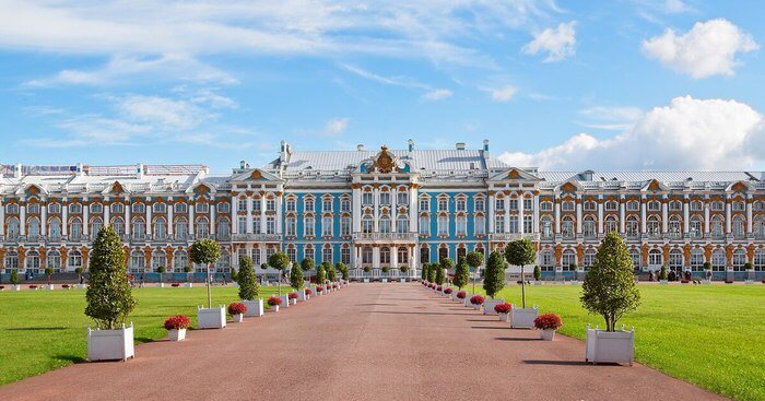 Military and Veteran Discounts on Baltic/Russia Cruises Catherine's Palace, St. Petersburg