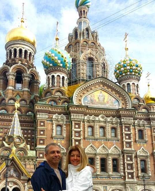 Baltic Russia Cruise Military and Veteran Discount Church Of Spilled Blood