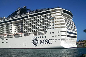 cruise lines MSC Cruise Deals