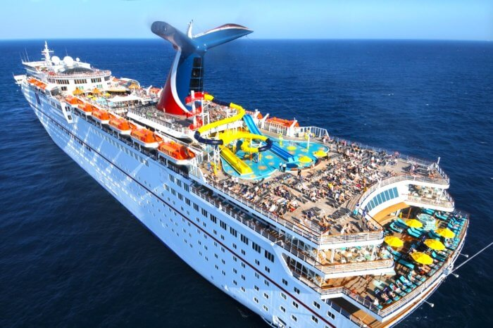 Today S 10 Best Carnival Military Discounts Military Cruise Deals