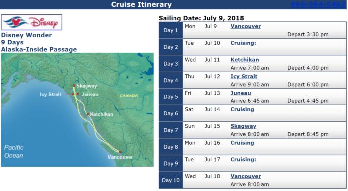 Disney Cruises Military Discounts Disney Magic, May 21, 28, and June 9