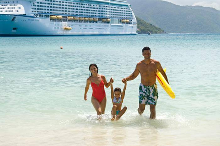 Last-minute summertime cruise deals Carnival Summer Beach Family