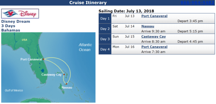 Disney cruises with military discounts Disney Dream July 13