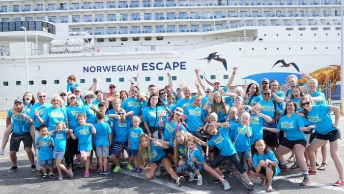 Military and Veteran Discounts on Norwegian Cruise Line Group Cruises
