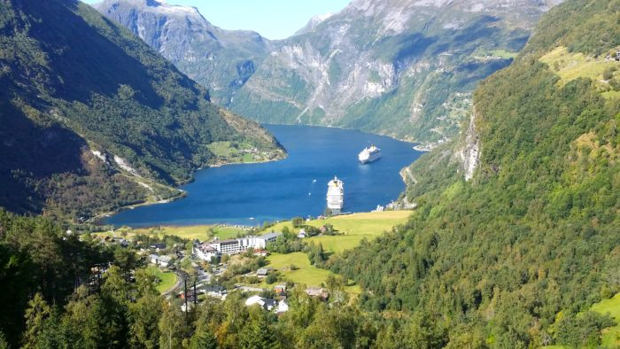 GeirangerNorwaycruise Military and Veteran discounts on all Northern Europe cruises