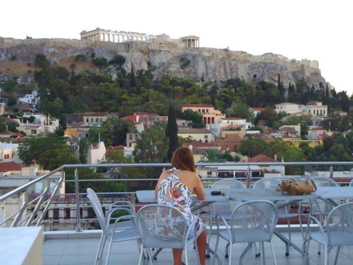 Eastern Mediterranean Cruise Military and Veteran Discount Hope back Acroplis