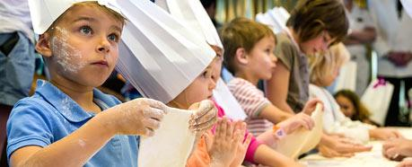 MSC Cruise Discounts | kids chef
