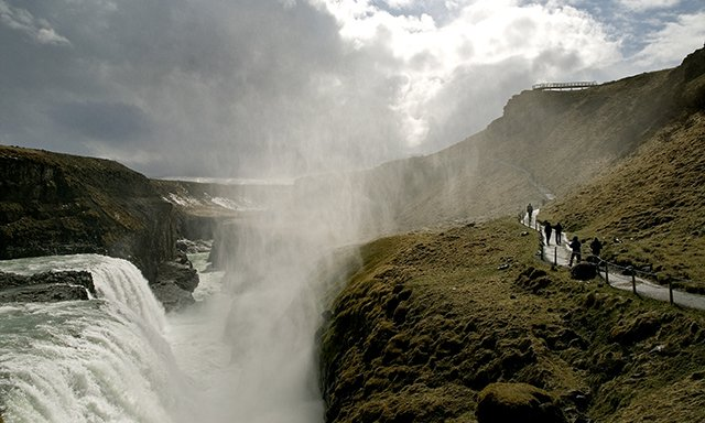 Gullfoss Reyvkavik Military and Veteran Discounts on all Northern Europe Cruises