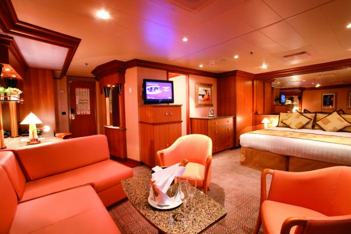 Costa Grand Suite Spring Break Cruise Deals for Military Families in Europe