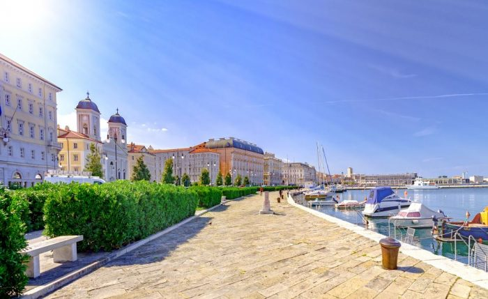 TriesteItalycruiseport Spring Break Cruise Deals for Military Families in Europe
