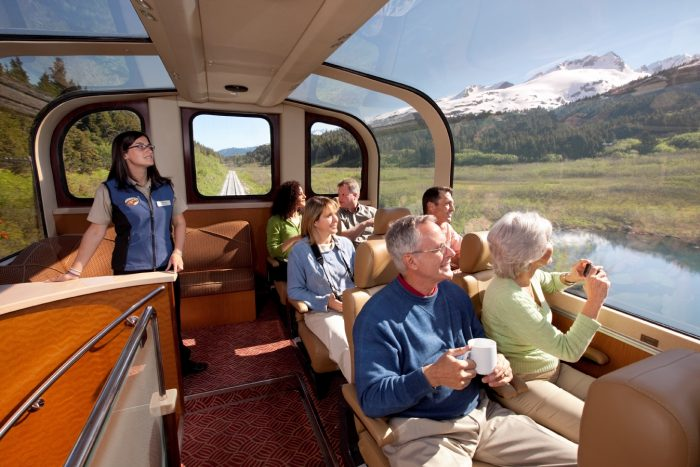 Wilderness Express Anchorage To Seward Alaska
