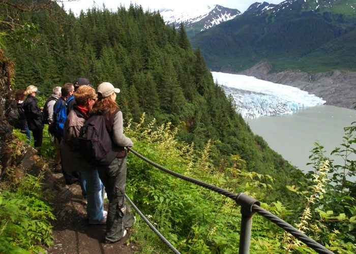 Mendenhall Glacier Guides Choice Adventure Hike Juneau Ak 1