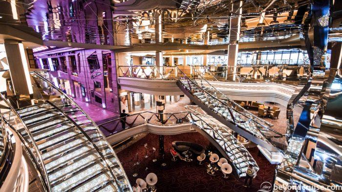 Msc Meraviglia Infinity Atrium